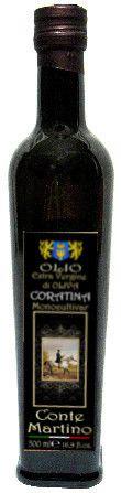 monocultivar coratina extra virgin olive oil conte martino