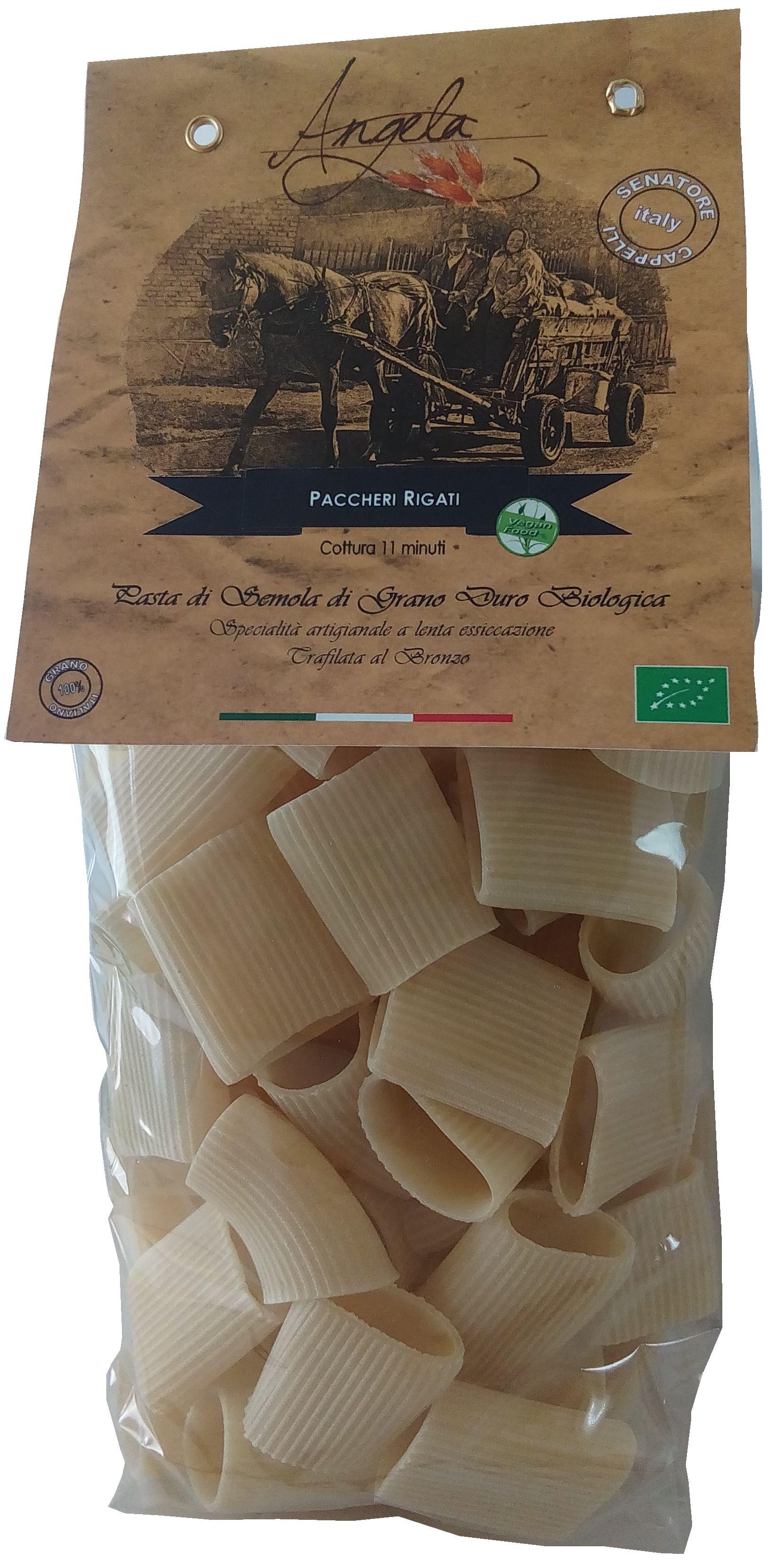 Pasta di grano duro biologica Angela - FATTORIA DONNA TINA f6680e0cfcb9